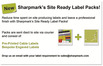 site ready label pcks